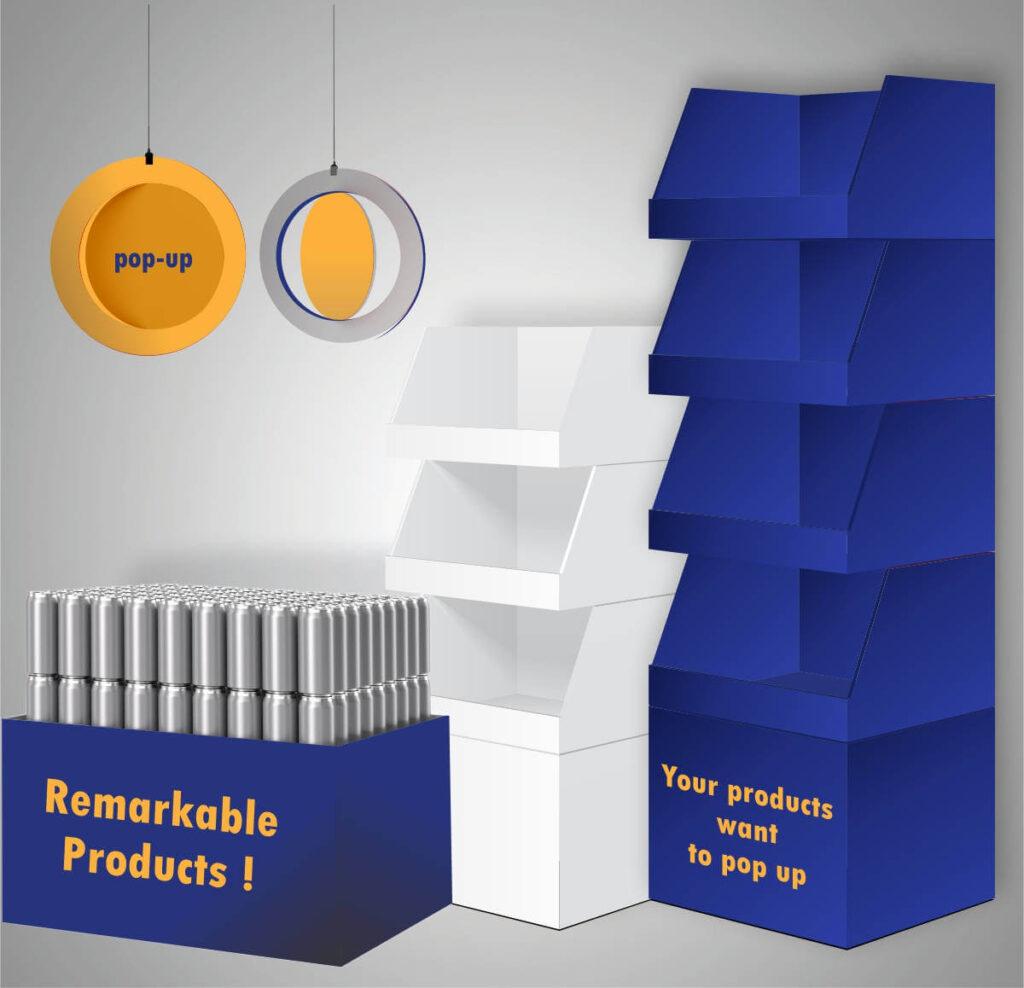 Posm-display-carton-si-trade-marketing-tipografie-global-print-optim